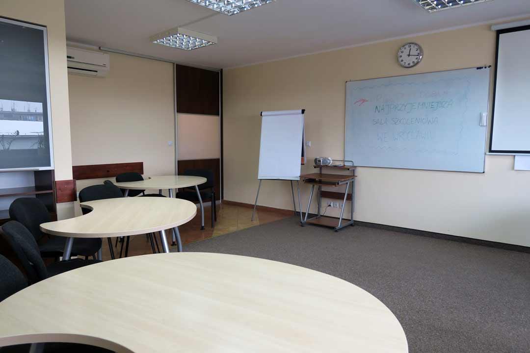 Pomoce Naukowe - Sala Szkoleniowa Wrocław