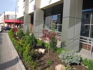 Zdjęcia Budynku z zewnątrz - Sala Szkoleniowa Wrocław